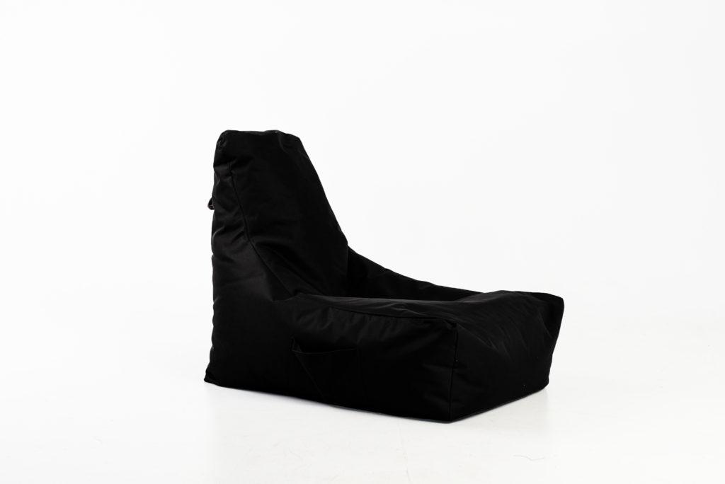 lauko sėdmaišis SEAT OUTSIDE PLUS, juodas