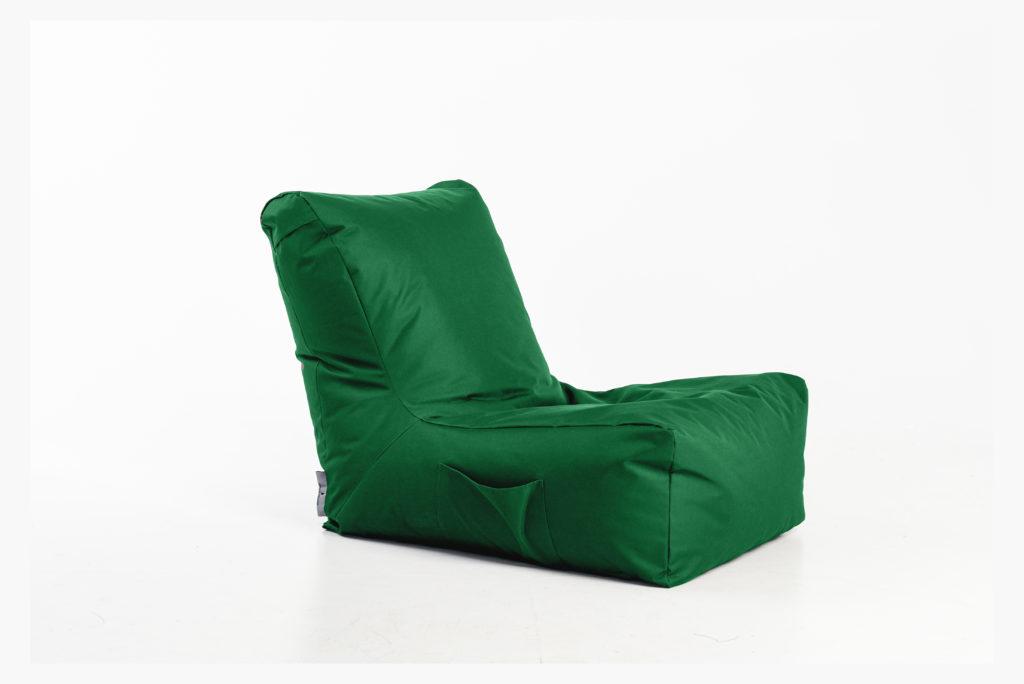 sėdmaišis SEAT OUTSIDE PLUS, žalias