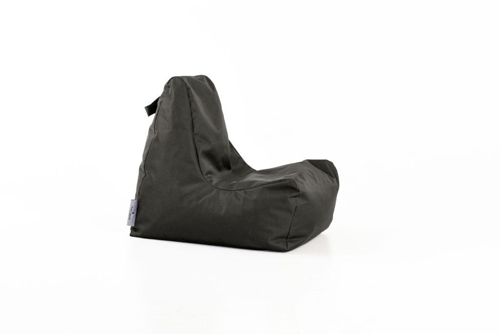 vaikiškas sėdmaišis SEAT OUTSIDE KIDS pilkas