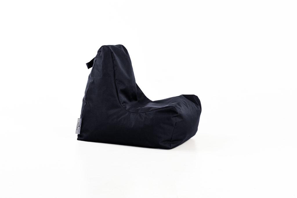 vaikiškas sėdmaišis SEAT OUTSIDE KIDS, navy blue