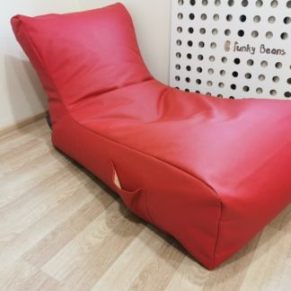 LOUNGE POSH RED 1 vnt.